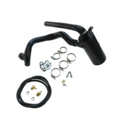 034Motorsport Catch Can Breather Kit, MkIV Volkswagen Golf/Jetta/GTI/GLI 1.8T