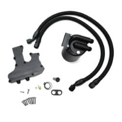 034Motorsport Catch Can Kit, B8/B8.5 Audi A4/A5/Q5 2.0 TFSI