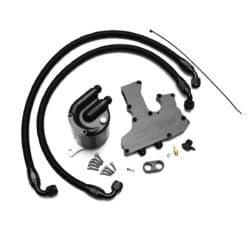 034Motorsport Catch Can Kit, 8J/8P Audi TT/A3 & MkV/MkVI Volkswagen GTI/GLI 2.0 TSI