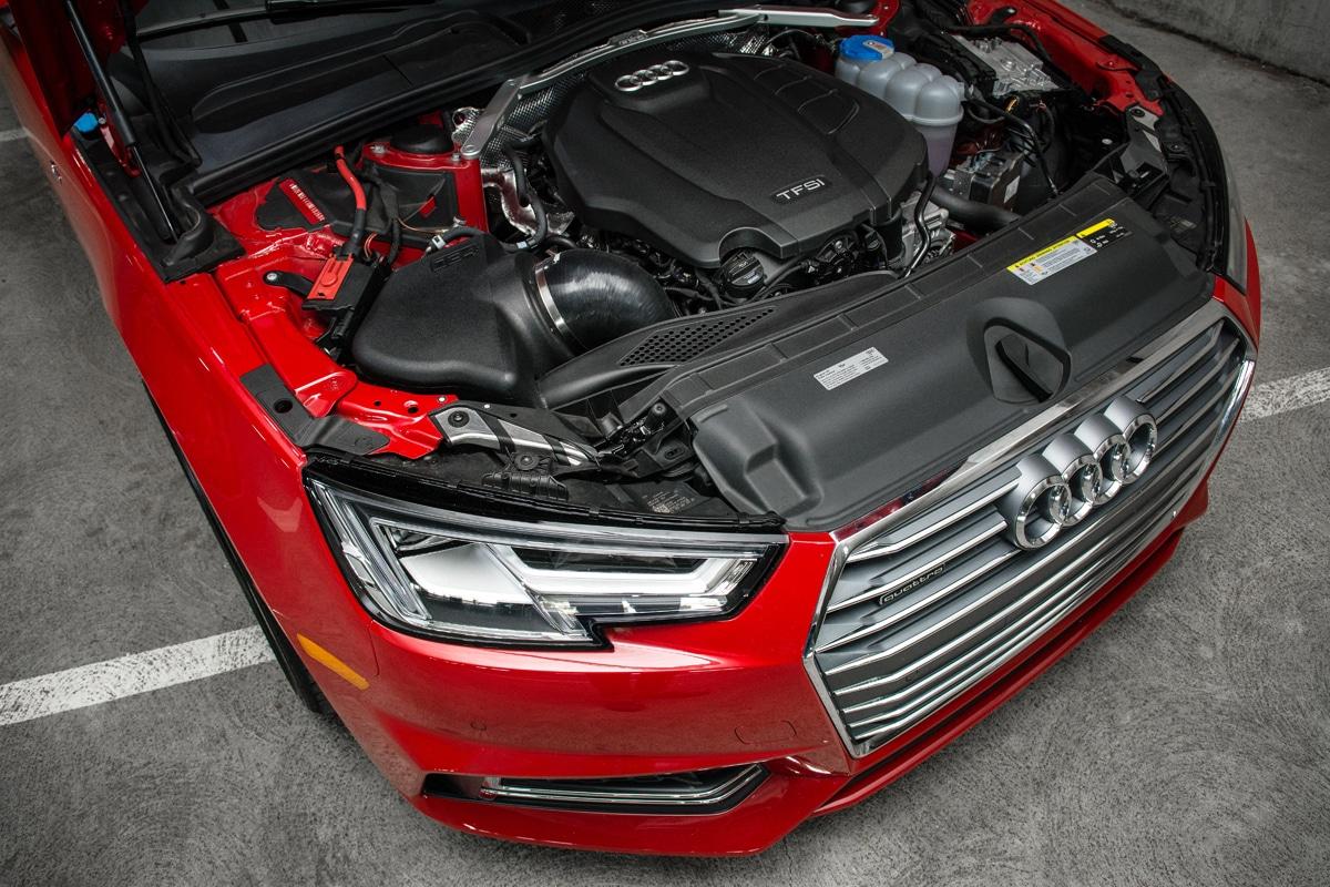 034motorsport P34 Cold Air Intake B9 Audi A4 Allroad A5 20 Tfsi Land Rover