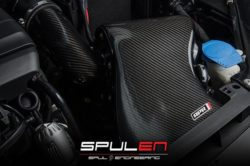 Spulen MQB Intake Coolant Hose Re-location Kit – Mk7 Golf 'R', S3, TTRS and Leon Cupra