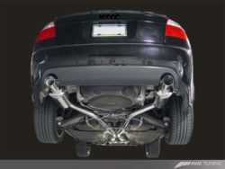 AWE Tuning A4 B6 3.0 V6 Track Edition Exhaust AWET0120