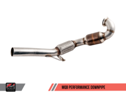 AWE Tuning Audi A3 1.8TFSI Downpipe Kit AWET0016