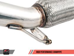 AWE Tuning Audi A3 1.8TFSI Downpipe Kit AWET0016