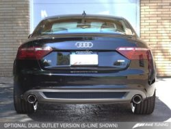 AWE Tuning Audi A5 B8 2.0T Touring Edition Exhaust System AWET0085