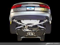 AWE Tuning Audi A6 (C7) 3.0TFSI Touring Edition Exhaust System AWET0096