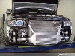 AWE Tuning Audi B6 1.8T Front Mounted Intercooler Kit AWET0079