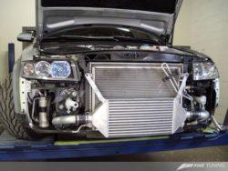 AWE Tuning Audi B6 1.8T Front Mounted Intercooler Kit AWET0079