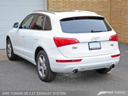 AWE Tuning Audi Q5 2.0TFSI Touring Edition Exhaust AWET0100