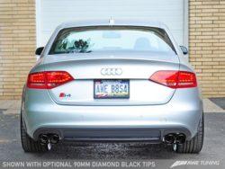AWE Tuning Audi S4 B8 3.0TFSI Track Edition Exhaust AWET0105