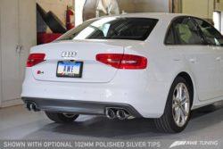 AWE Tuning Audi S4 B8.5 3.0TFSI Track Edition Exhaust AWET0087