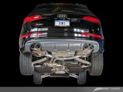 AWE Tuning Audi SQ5 3.0TFSI Touring Edition Exhaust System AWET0097