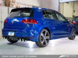 AWE Tuning Mk7 Golf 'R' Track Edition Exhaust System AWET0021