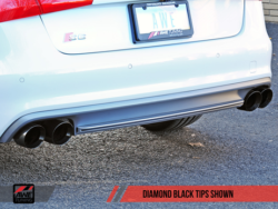 AWE Tuning S6 4.0T Track Edition Exhaust AWET0117