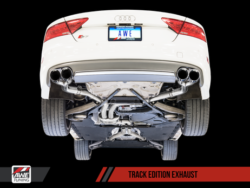 AWE Tuning S7 4.0T Track Edition Exhaust AWET0113