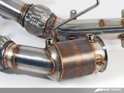 AWE Tuning Performance Catalysts – McLaren 570GT AWET0056