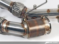 AWE Tuning Performance Catalysts – McLaren 650S AWET0054