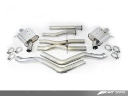 AWE Tuning Performance Exhaust – Bentley Continental Supersports AWET0062