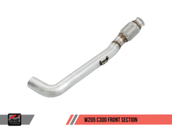 AWE Tuning Mercedes-Benz W205 C300 SwitchPath Exhaust System AWET0151