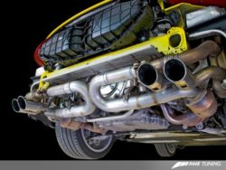 AWE Tuning Porsche 991 Carrera, C4 and GTS SwitchPath Exhaust AWET0183