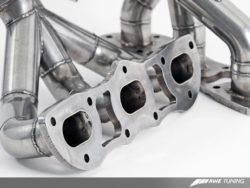 AWE Tuning Porsche 997 Turbo (09-12) Performance Headers AWET0187