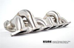 Kline Porsche 996 GT3 Manifolds Stainless Steel/Inconel 625