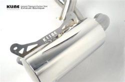 Kline Porsche 997 Carrera 200 Cell 3.6 System 2005-2008 Stainless Steel/Inconel 625