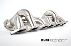 Kline Porsche 996/997 Turbo Manifolds Stainless Steel/Inconel 625