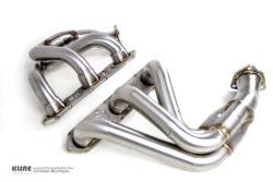 Kline Porsche 996/997 Carrera Manifolds Stainless Steel/Inconel 625