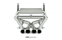 Kline Lamborthini Aventador Valvetronic Rear System Stainless Steel/Inconel 625