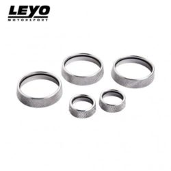 LEYO Motorsport – VW Golf Mk7/Passat/Touran/Tiguan Billet Aluminum Knobs – L080S