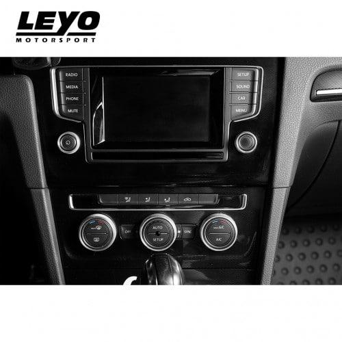 LEYO Motorsport – VW Golf Mk7/Passat/Touran/Tiguan Billet Aluminum Knobs – L080S