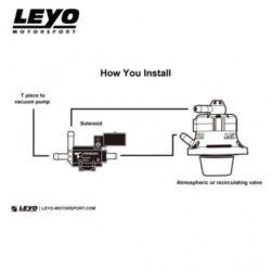 LEYO Motorsport – Diverter Valve (DV) – L035B