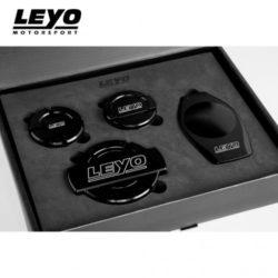 LEYO Motorsport – Full Aluminum Oil And Water Caps – L090B
