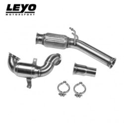 LEYO Motorsport – High Flow Racing Downpipe (200 CELL) – L719S