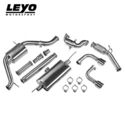 LEYO Motorsport – Turbo Back Exhaust System – L721S