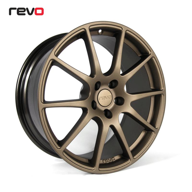 Revo RV018 Wheelset 18×8, 5×112, ET40, (57.1mm CB) – VW, Audi, SEAT, Skoda