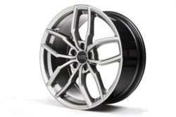Racingline R360 8.5J x 19inch Alloy Wheels – Silver Finish – VWR600360SVR