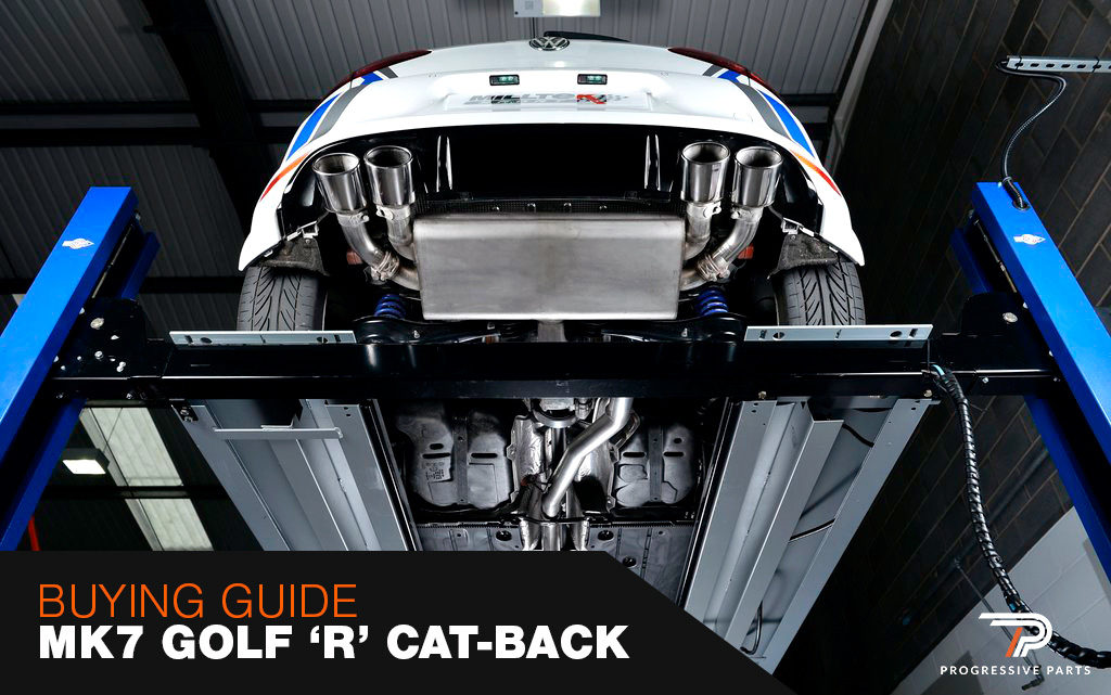 Which exhaust systems would we recommend for your Volkswagen Golf R?