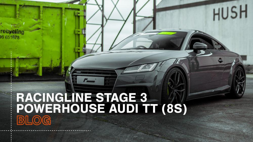 Racingline Stage 3 Turbo Charger