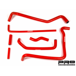 Pro Hoses Seven-Piece Ancillary Hose Kit for 2WD & 3dr Sierra Cosworth – PH/ANCFO4