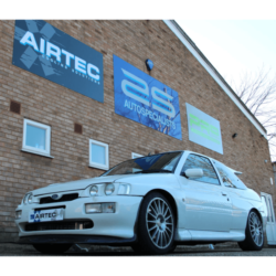 AIRTEC Motorsport 70mm Core Top Feed Intercooler Upgrade for 3dr, Sapphire and Escort Cosworth - ATINTFO39