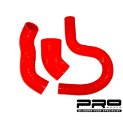 Ford Focus RS MK2 Focus RS Mk2 – Silicone Air Induction 3 pce kit 5 ply design - PH/INDFO11