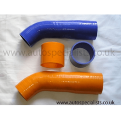 Ford Focus MK2 ST 225 Focus Mk2 ST 225 – Silicone 2 pce boost hoses for Focus ST Turbo – PH/BOSFO11