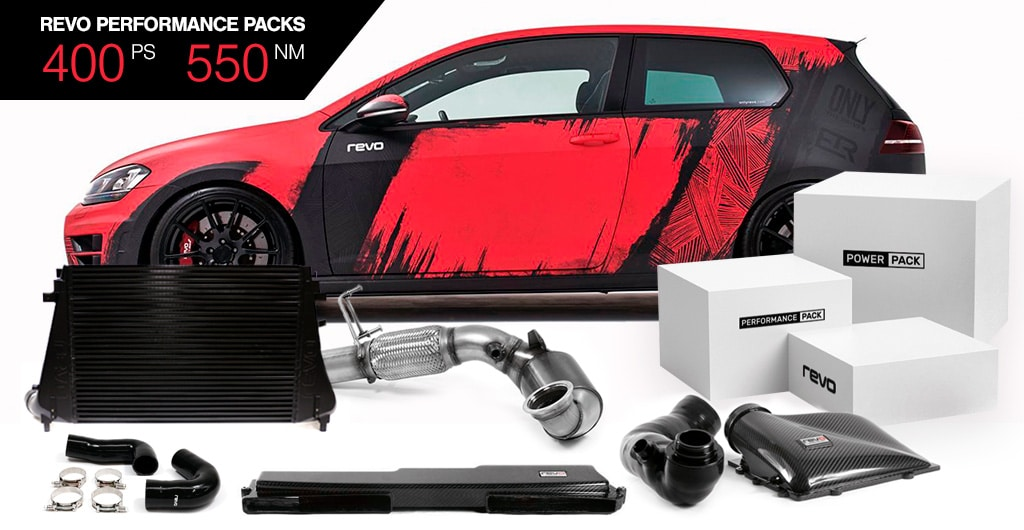 Revo Performance Pack