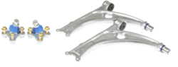 Racingline Front Alloy Control Arms With Bushes & Adjusting Ball Joints – VWR-VWR45G5COMP