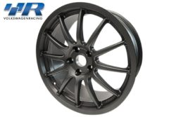 Racingline 8.5J x 19inch Alloy Wheels – Satin Graphite Grey – VWR600005